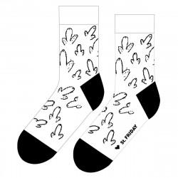 Носки St.Friday Socks Белые...