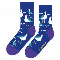 Носки St.Friday Socks Чайки...