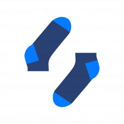 Носки St.Friday Socks Джинс...