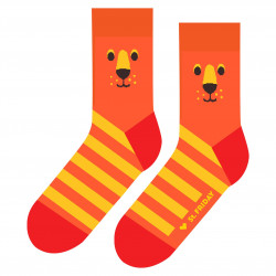 Носки St.Friday Socks Лев...