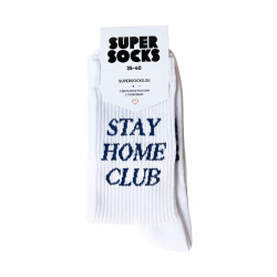 Носки SUPER SOCKS Stay Home...