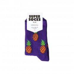 Носки SUPER SOCKS Ананас...