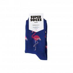 Носки SUPER SOCKS Фламинго...