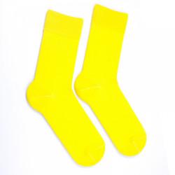 Носки Babushka M17 желтые...