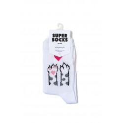 Носки SUPER SOCKS Цап-царап...
