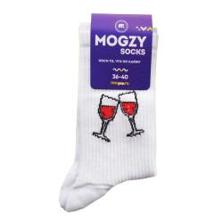 Носки Mogzy Socks Бокалы...