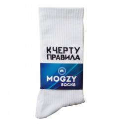 Носки Mogzy Socks К черту...