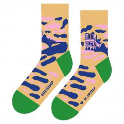 Носки St.Friday Socks Собор...