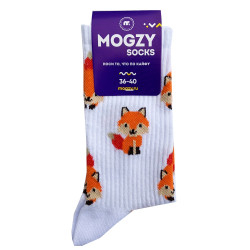 Носки Mogzy Socks Лисички...