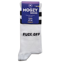 Носки Mogzy Socks Fuck off...