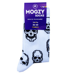 Носки Mogzy Socks Черепа...