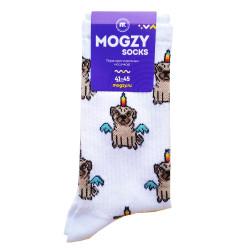 Носки Mogzy Socks Мопсы...