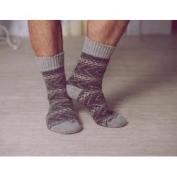 Носки шерстяные Бабушкины...