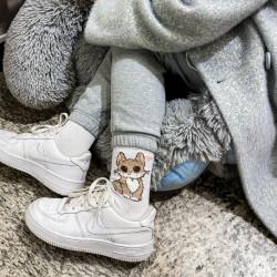 Носки SUPER SOCKS Котик...