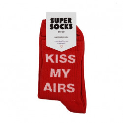 Носки SUPER SOCKS Kiss My...