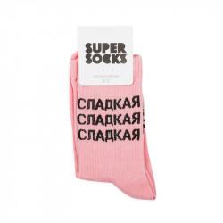 Носки SUPER SOCKS Сладкая...