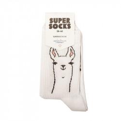 Носки SUPER SOCKS Лама...