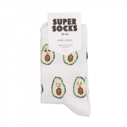 Носки SUPER SOCKS Авокадо...
